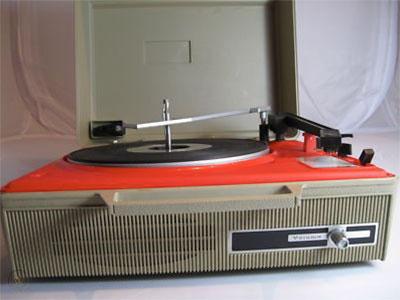 GEV Model 638H Record Player
